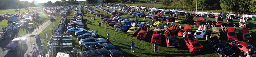 Mark's Classic Cruise Night 2016